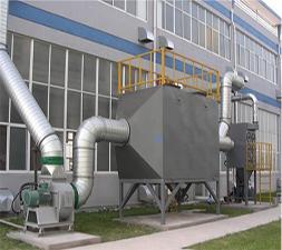 活性炭吸附装置